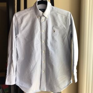 Ralph Lauren stripe shirts